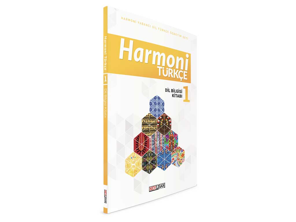 Harmoni Türkçe 1 Dil Bilgisi